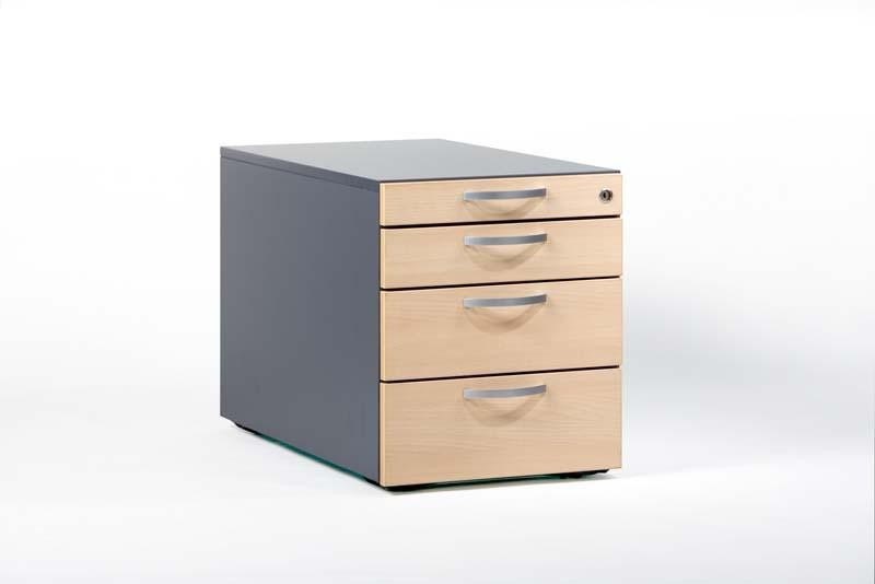 "Leuwico ""desk-add"" Rollcontainer"