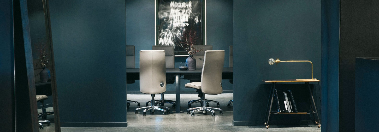 HÅG Tribute, Inspiration und Excellence wurden für Anwender mit hohen Ansprüchen an Design und Ergonomie entworfen.