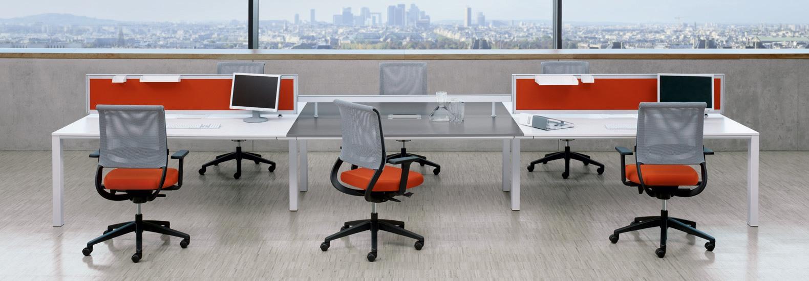Konfigurieren Sie netwin von Sedus Seating bei office & objekt 42 um Ihr Büro perfekt auf Sie anzupassen!