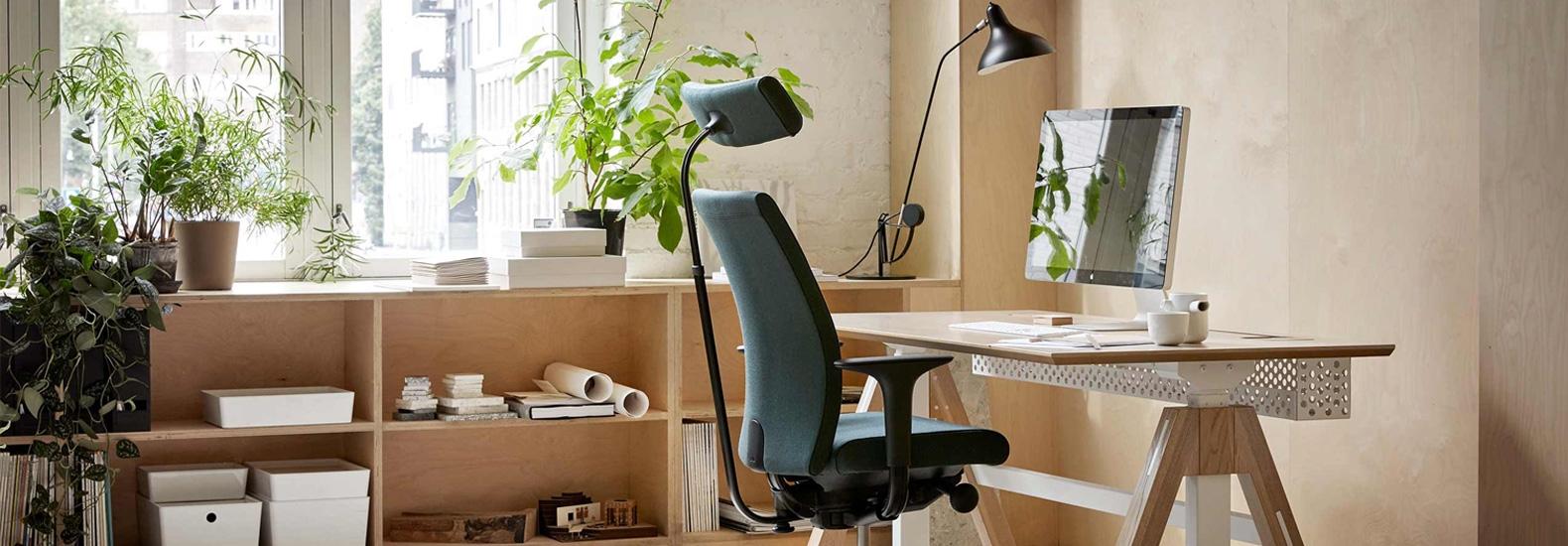 Ergonomische Einrichtung und Möbel für ihr Home Office