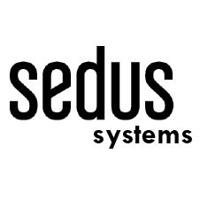Logo Sedus Systems - Sichtschutz, Stellwände, Schränke und (Besprechungs)-Tische