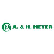 Logo A. & H. Meyer Netbox Line, Netbox Point, Netbox Turn, uvm