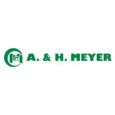 Logo A. & H. Meyer Netbox Line, Netbox Point, Netbox Turn, uvm