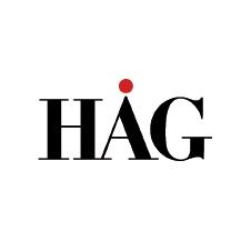 Logo HAG - Der Hersteller für die Star Trek Stühle der Sternenflotte!