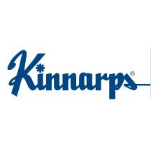 Logo Kinnarps - Vom Bürostuhl über höhenverstellbare Tische bis zum Schiebetürenschrank