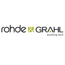 Logo Rohde & Grahl - Gesundheitsstühle mit Duo Back, Bürodrehstühle uvm.
